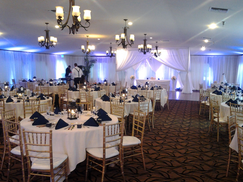 Baker's Park Place Reception Banquet Hall